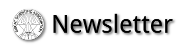 EISCAT Newsletter logo