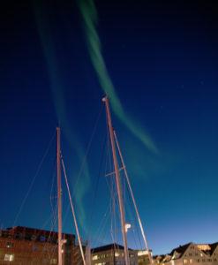 Aurora in Tromsø.